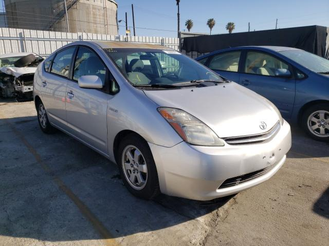 Salvage cars for sale from Copart Wilmington, CA: 2009 Toyota Prius
