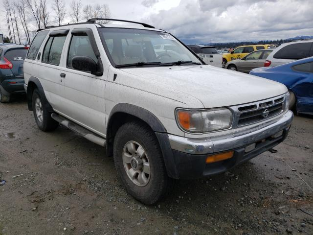 Nissan Pathfinder salvage cars for sale: 1998 Nissan Pathfinder