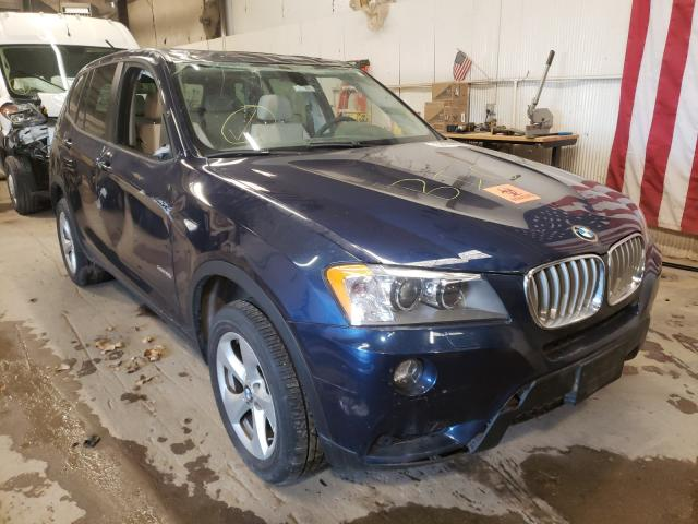 2011 BMW X3 XDRIVE2 for sale in Casper, WY