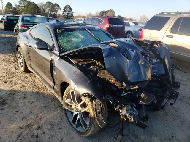 Salvage cars for sale from Copart Conway, AR: 2015 Ford Mustang GT
