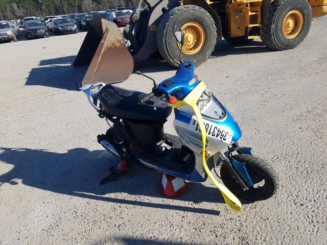 Salvage cars for sale from Copart Harleyville, SC: 2018 Other Scooter