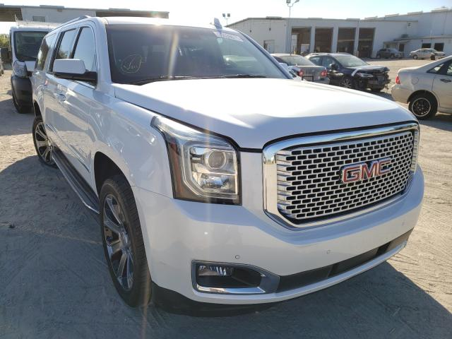 2017 GMC Yukon XL D for sale in Riverview, FL
