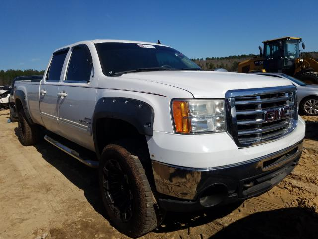 Salvage cars for sale from Copart Gaston, SC: 2009 GMC Sierra K25