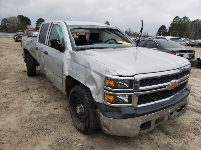 Salvage cars for sale from Copart Conway, AR: 2015 Chevrolet Silverado