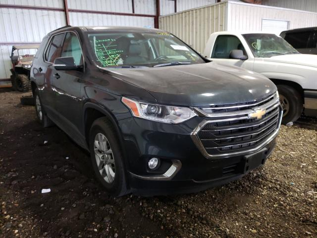 Salvage cars for sale from Copart Houston, TX: 2019 Chevrolet Traverse L