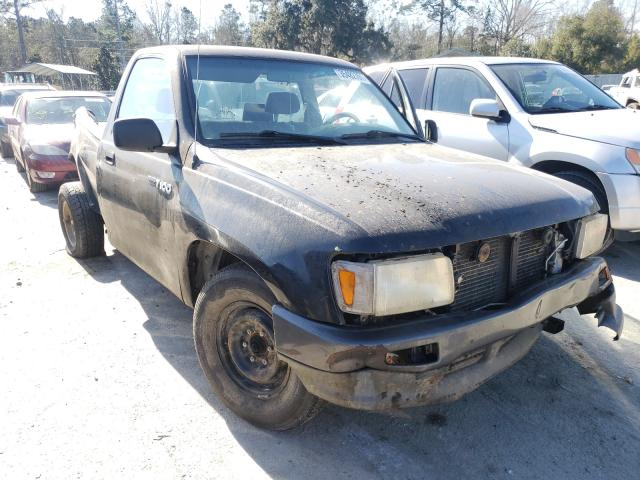 Salvage cars for sale from Copart Savannah, GA: 1996 Toyota T100