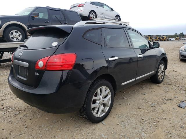 2012 NISSAN ROGUE S - Right Rear View