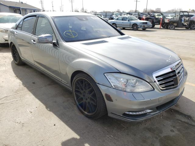 Mercedes-Benz salvage cars for sale: 2011 Mercedes-Benz S 550
