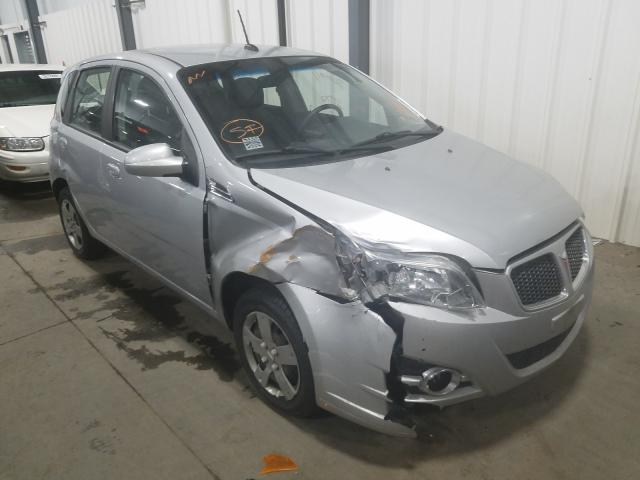 Pontiac G3 salvage cars for sale: 2009 Pontiac G3