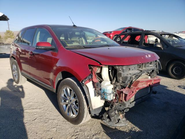 2014 FORD EDGE SEL 2FMDK4JC3EBB66087