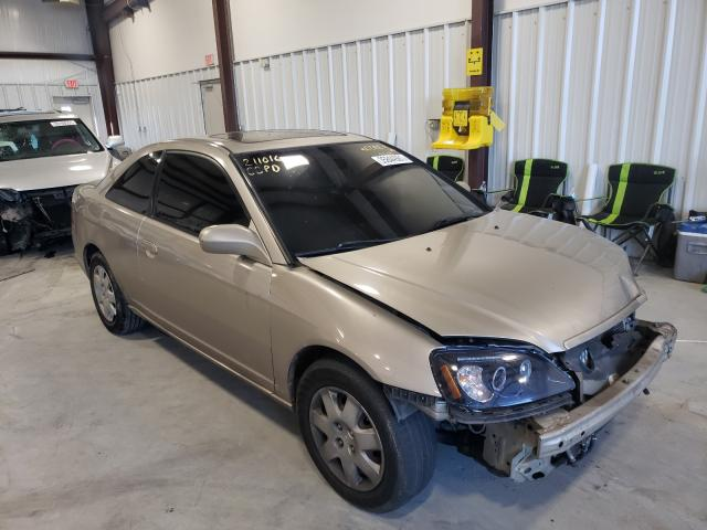 2002 Honda Civic EX for sale in Byron, GA