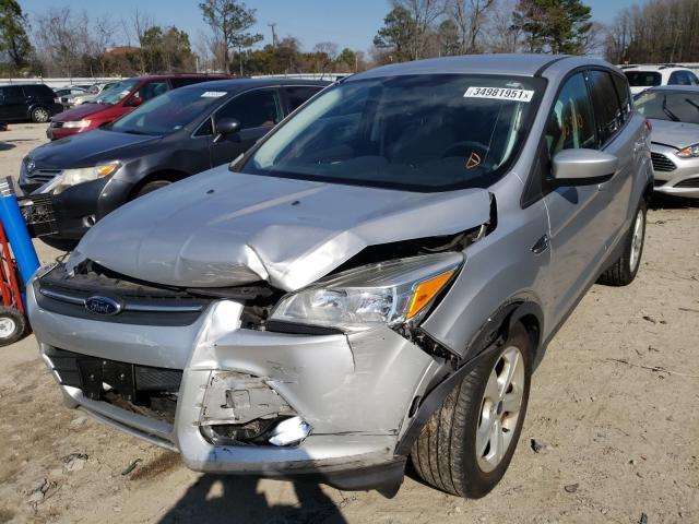 2014 FORD ESCAPE SE 1FMCU0GX3EUC70047