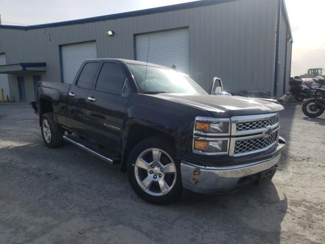 Salvage cars for sale from Copart Albany, NY: 2015 Chevrolet Silverado