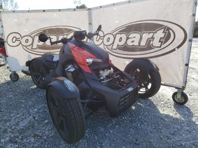 Can-Am Ryker salvage cars for sale: 2020 Can-Am Ryker
