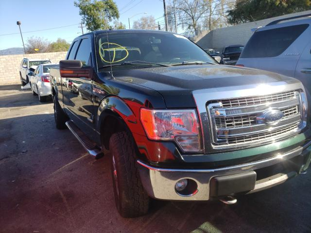 Salvage cars for sale from Copart San Diego, CA: 2013 Ford F150 Super