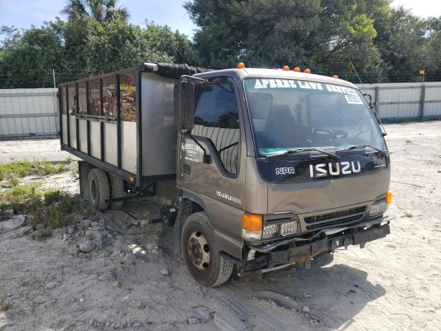 Isuzu salvage cars for sale: 2005 Isuzu NPR