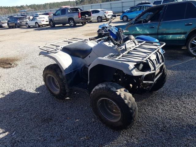 Salvage motorcycles for sale at Harleyville, SC auction: 2008 Yamaha YFM350 FWA