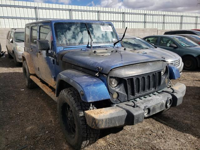 2010 Jeep Wrangler U for sale in Albuquerque, NM