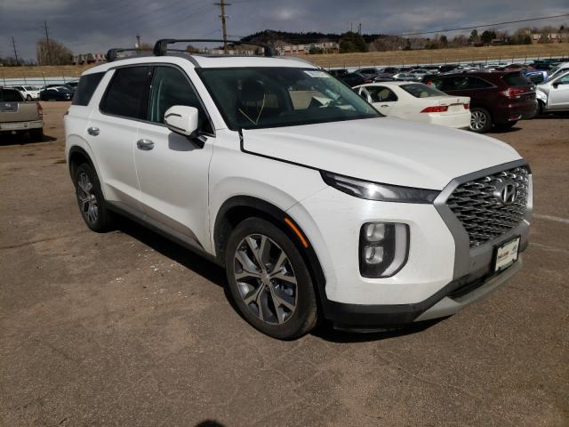Hyundai salvage cars for sale: 2020 Hyundai Palisade S