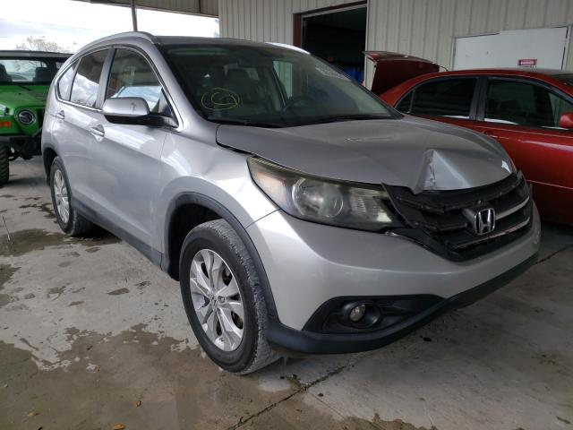 Salvage cars for sale from Copart Homestead, FL: 2012 Honda CR-V EXL