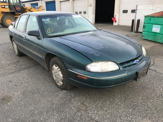 Salvage cars for sale from Copart Pasco, WA: 2001 Chevrolet Lumina