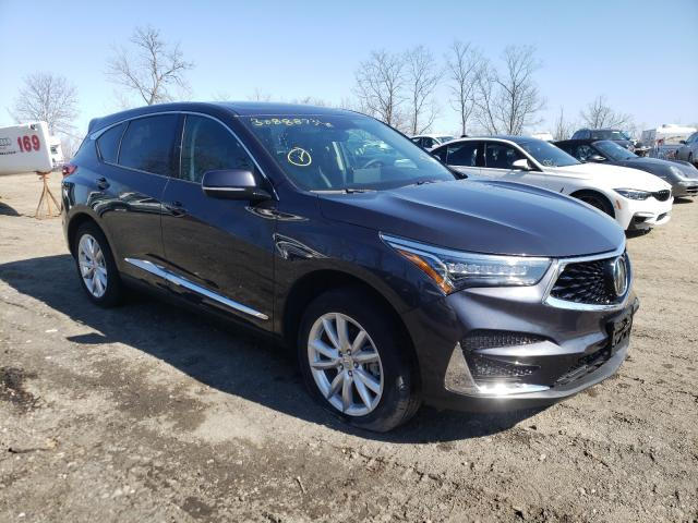 Salvage 2019 ACURA RDX - Small image. Lot 30888731