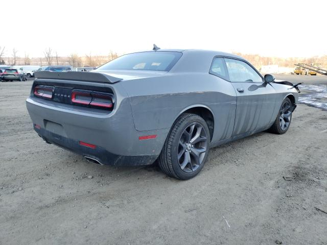 2019 DODGE CHALLENGER - Right Rear View