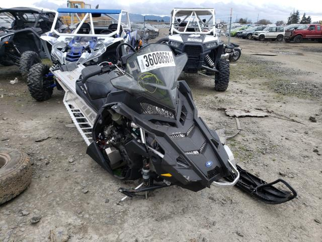 Salvage cars for sale from Copart Eugene, OR: 2017 Polaris Snowmobile