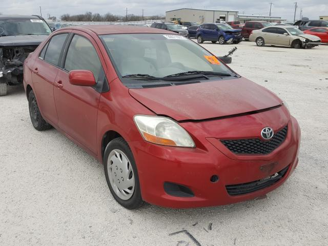 Salvage cars for sale from Copart San Antonio, TX: 2010 Toyota Yaris