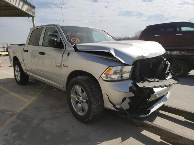 Salvage cars for sale from Copart Kansas City, KS: 2017 Dodge RAM 1500 ST