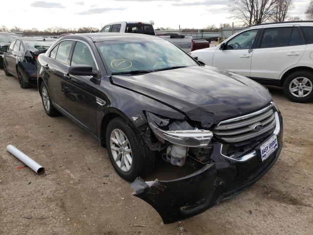 Salvage cars for sale from Copart Wichita, KS: 2014 Ford Taurus SE