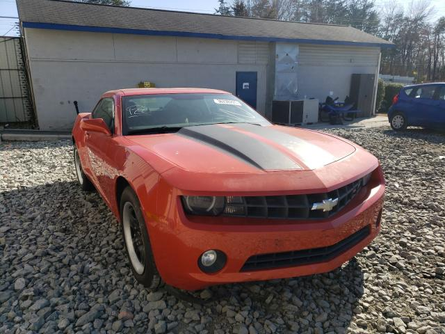 Salvage cars for sale from Copart Mebane, NC: 2011 Chevrolet Camaro LT