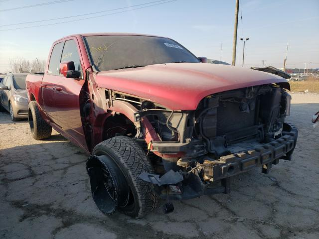 Salvage cars for sale from Copart Indianapolis, IN: 2010 Dodge RAM 1500