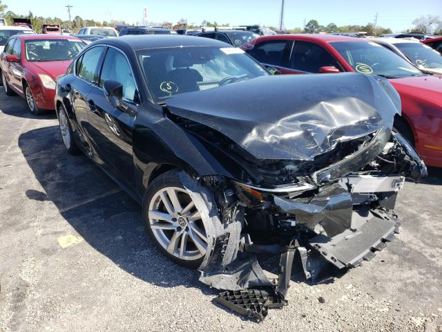 Salvage cars for sale from Copart Jacksonville, FL: 2021 Lexus IS 300