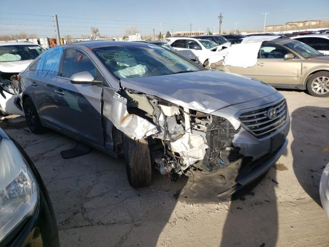 Hyundai salvage cars for sale: 2016 Hyundai Sonata SE
