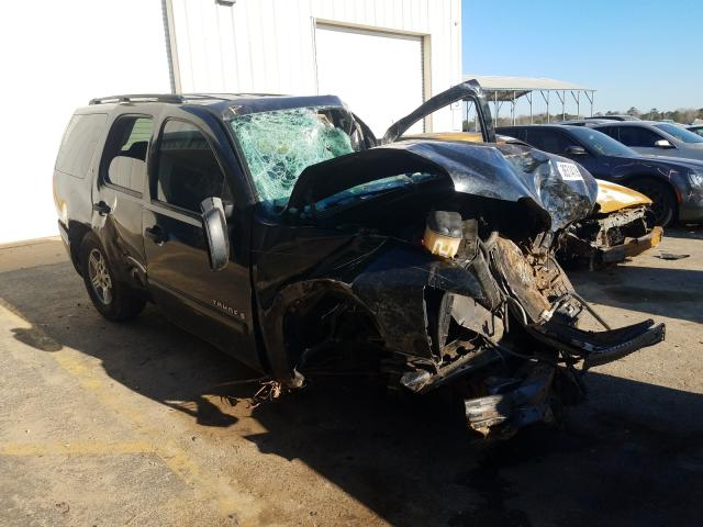 Salvage cars for sale from Copart Austell, GA: 2007 Chevrolet Tahoe C150