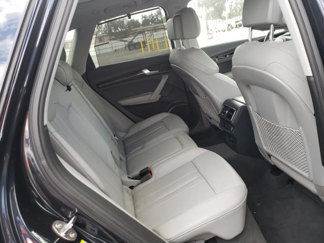 2018 AUDI Q5 PREMIUM - Interior View
