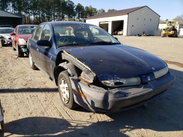 Salvage cars for sale from Copart Seaford, DE: 1997 Saturn SL1