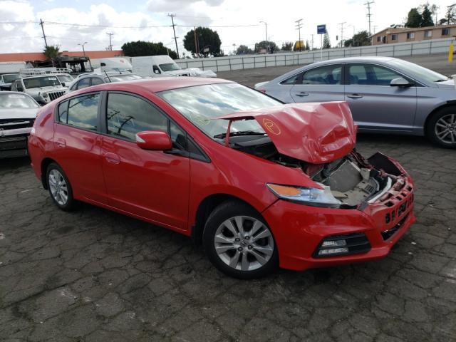 Vehiculos salvage en venta de Copart Van Nuys, CA: 2013 Honda Insight EX
