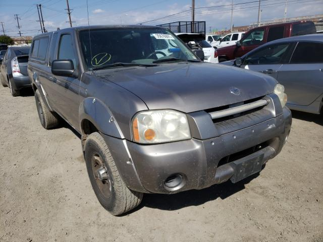 Nissan salvage cars for sale: 2004 Nissan Frontier K