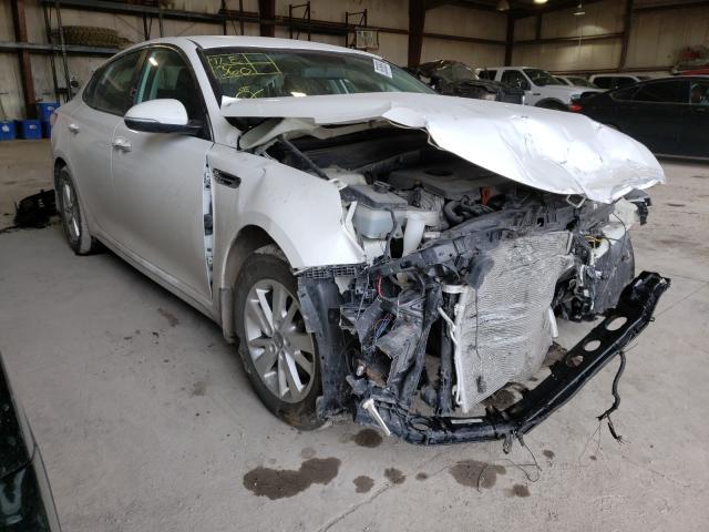 KIA salvage cars for sale: 2016 KIA Optima LX