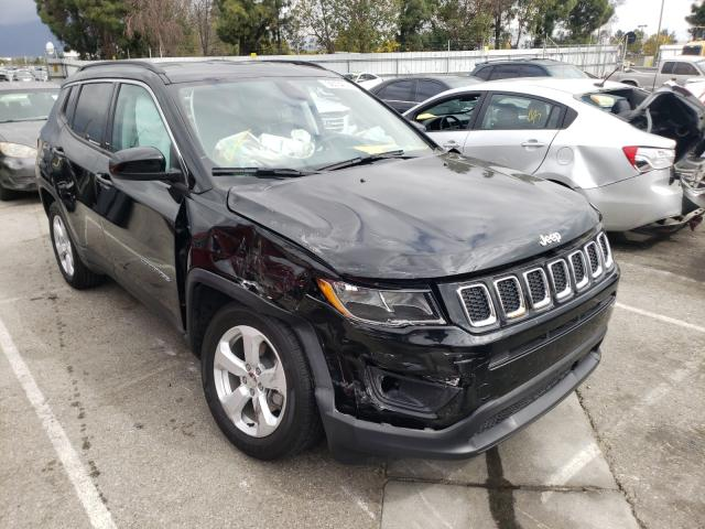 Jeep Vehiculos salvage en venta: 2020 Jeep Compass LA