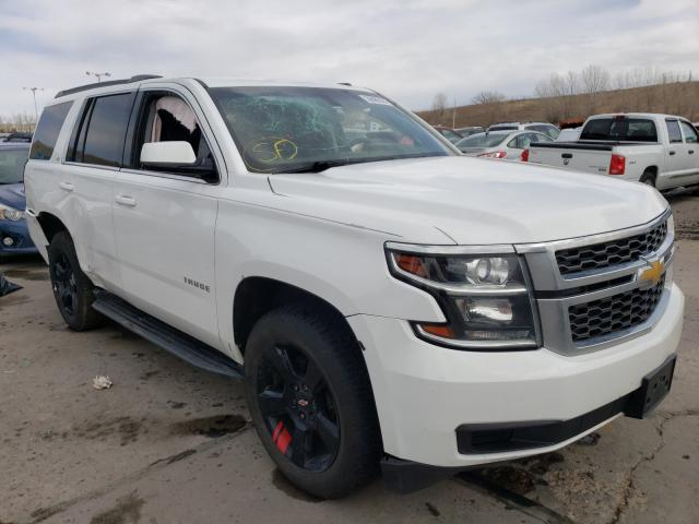 Salvage cars for sale from Copart Littleton, CO: 2015 Chevrolet Tahoe K150