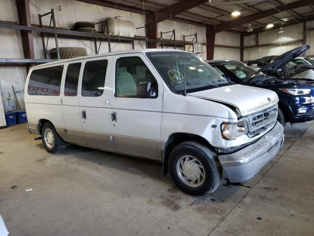 Salvage cars for sale from Copart Eldridge, IA: 2002 Ford Econoline