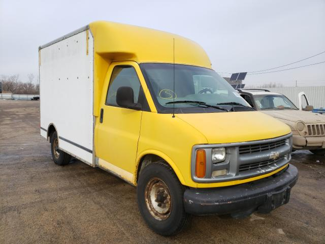 Salvage cars for sale from Copart Elgin, IL: 1998 Chevrolet G3100