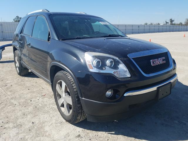 GMC salvage cars for sale: 2010 GMC Acadia SLT