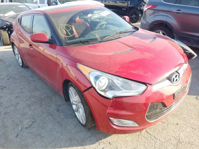 Salvage cars for sale from Copart Bridgeton, MO: 2012 Hyundai Veloster