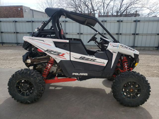 Salvage cars for sale from Copart Dallas, TX: 2019 Polaris RZR RS1