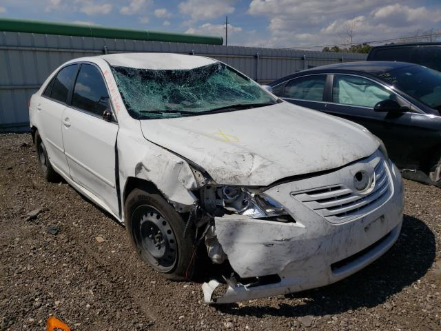 Salvage cars for sale from Copart Houston, TX: 2007 Toyota Camry CE