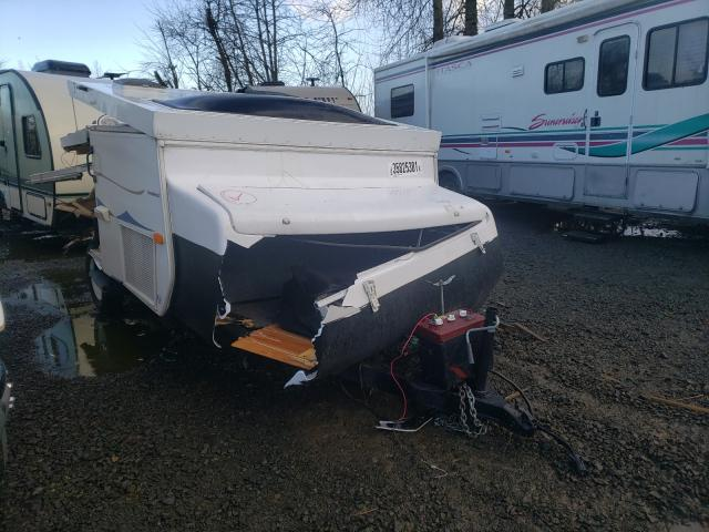 Aerolite salvage cars for sale: 2007 Aerolite POP Up